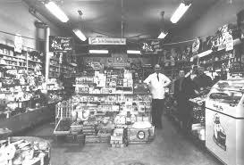1950s Style Pharmacy