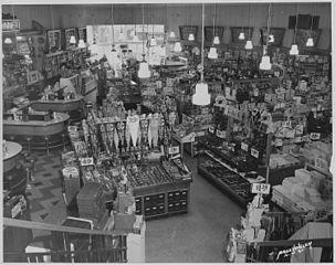 1930s Drug Store