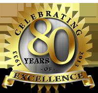 CSG 80 Years
