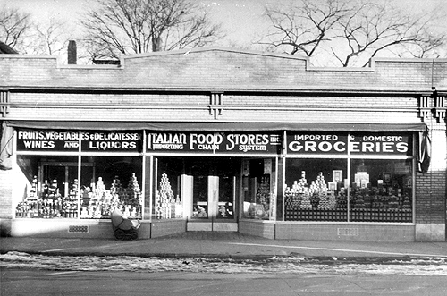 1930 grocery store