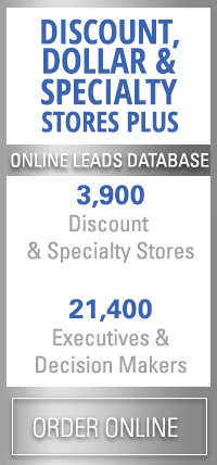 Discount & Specialty Store Sales Leads