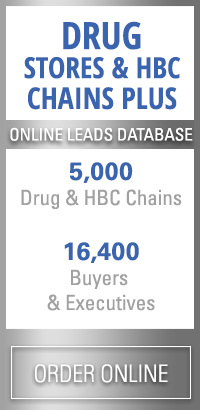 Drug & HBC Store Sales Leads