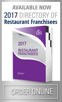 Restaurant Franchisees Directory