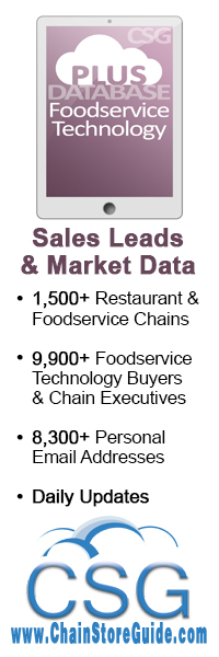 Retail & Foodservice Technology Sales Leads