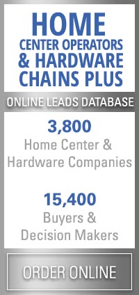 Home & Hardware Sales Leads