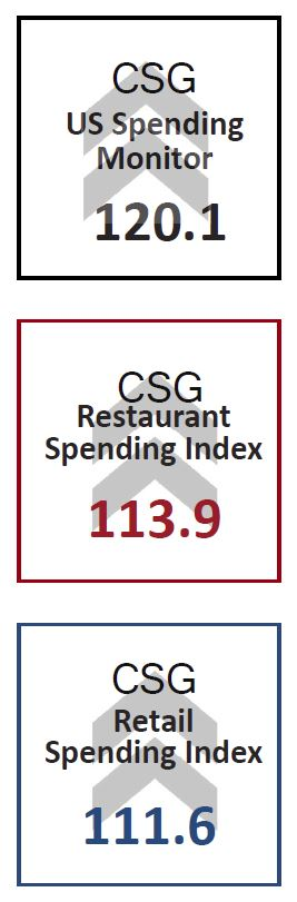 Consumer Spending Report Index