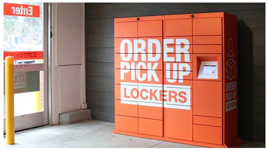 Home Depot Locker
