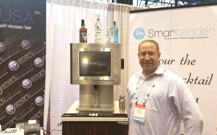 SmartBar CEO