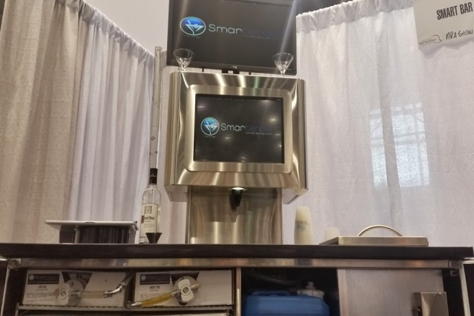 SmartBar Machine