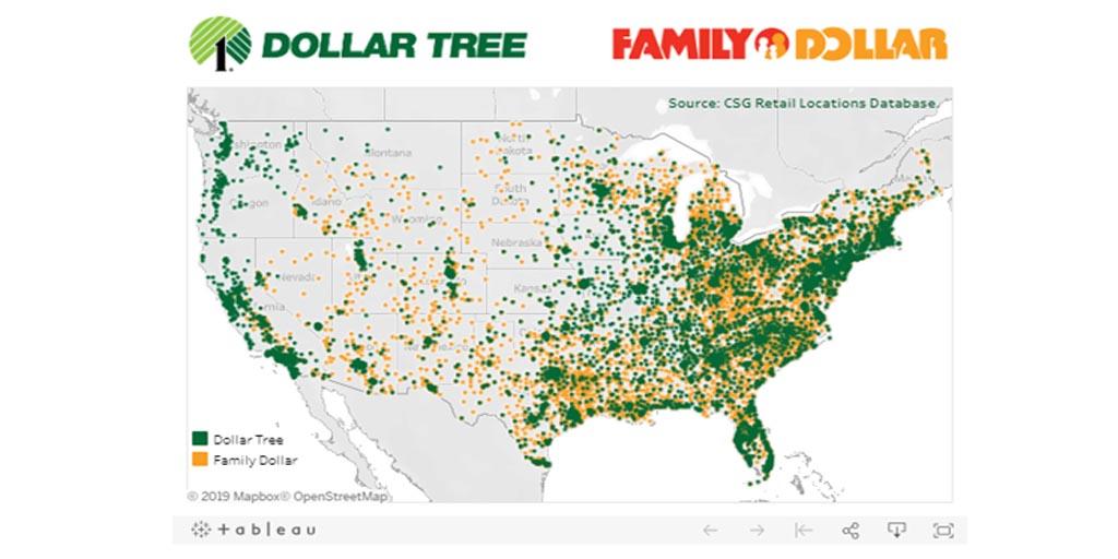 Family Dollar: 390 Closings, 200 Re-Banners, 1K Remodels - Newsroom