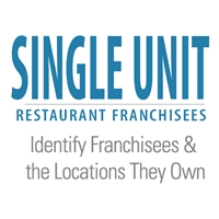Single Unit Restaurant Franchisees