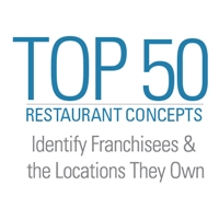 Top 50 Restaurant Franchises