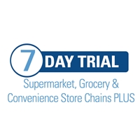 Trial - Supermarket, Grocery & Convenience Store Chains PLUS