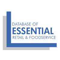 Database of Essential Retail & Foodservice