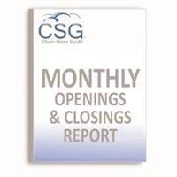 Monthly Openings & Closings Report